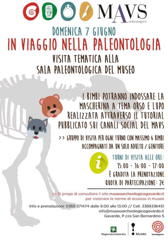 In Viaggio Nella Paleontologia a Gavardo