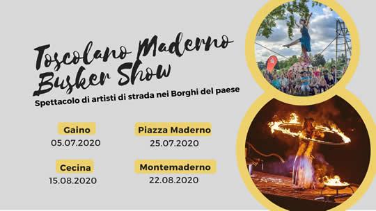 busker festival 2020