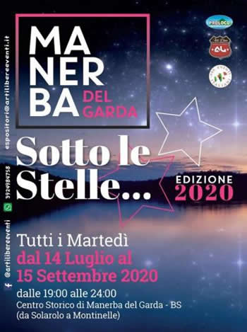 manerba sotto le stelle