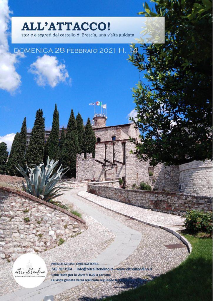 visita guidata in castello