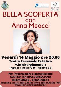 bella scoperta con Anna Meacci