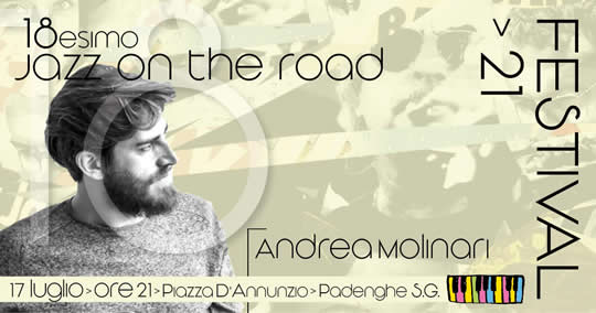 Jazz on the road - Molinari