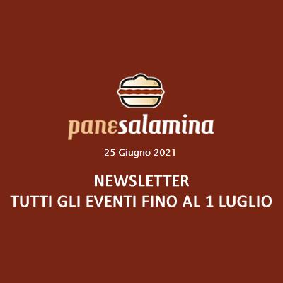 Newsletter di PaneSalamina