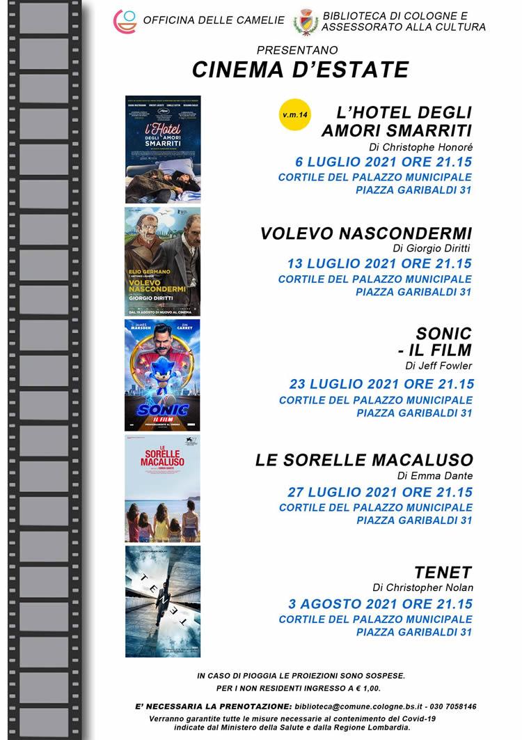 cologne - cinema estate