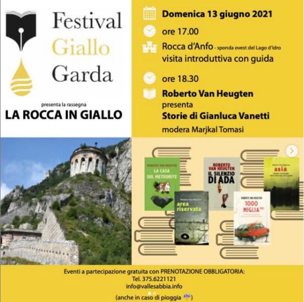 festival giallo del Garda