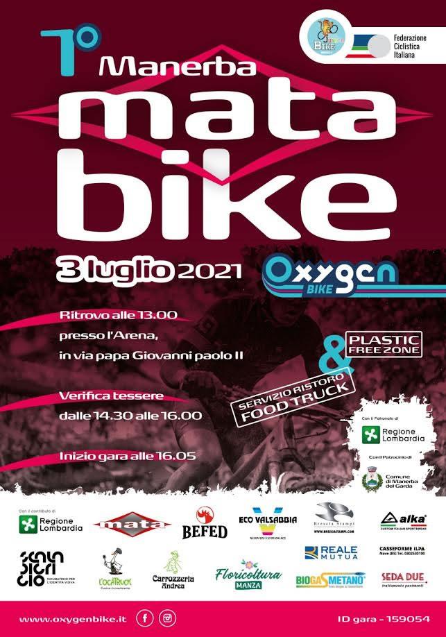 manerba Mata Bike