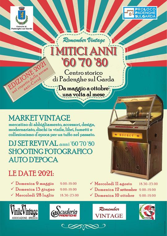 mercatino - padenghe vintage