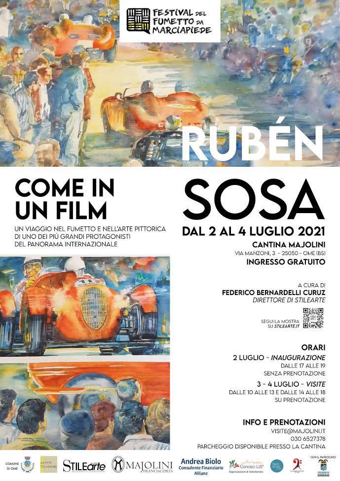 mostra Ruben Sosa