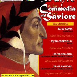 Dante in Val Saviore