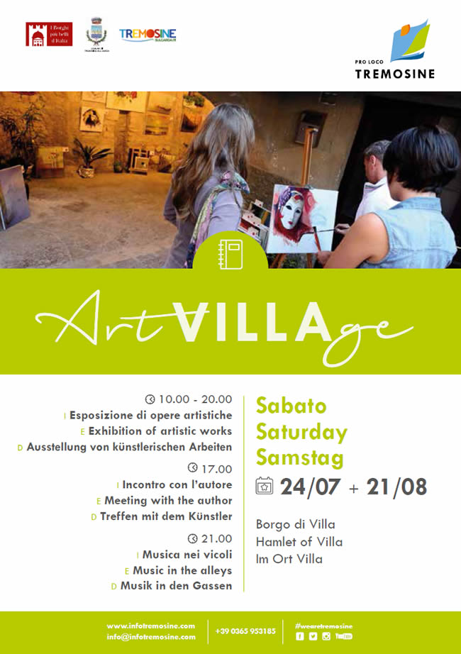 art village a Tremosine