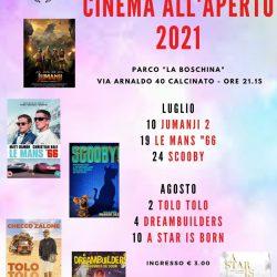calcinato - cinema