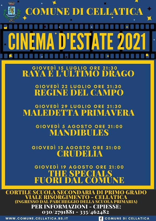 cellatica - cinema
