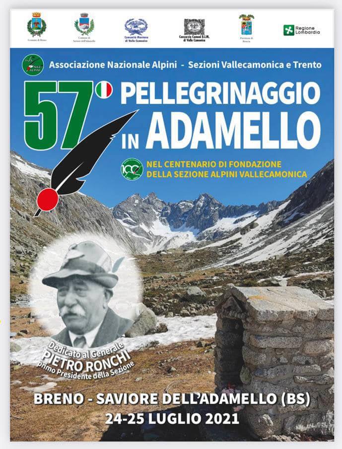 pellegrinaggio in Adamello