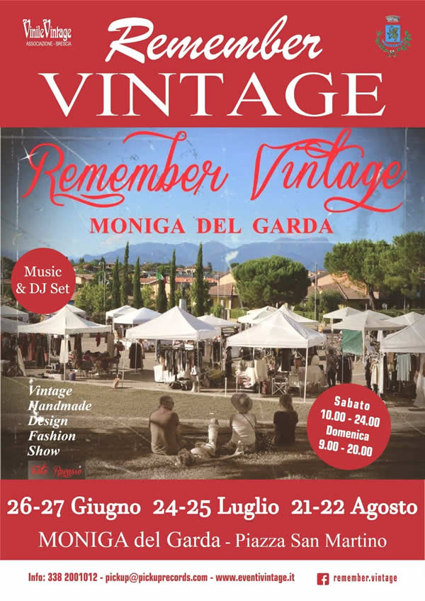 remember vintage a Moniga