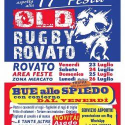 rovato - festa del rugby