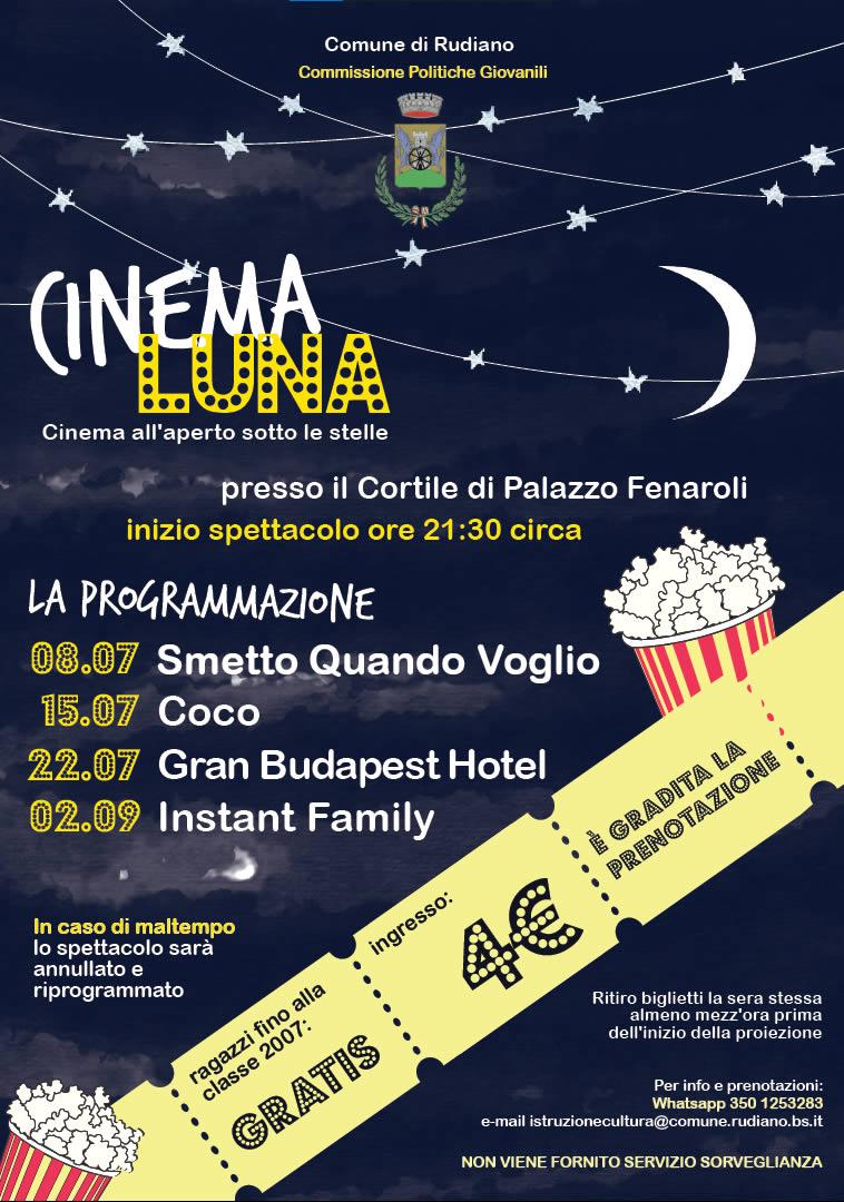 rudiano cinema luna