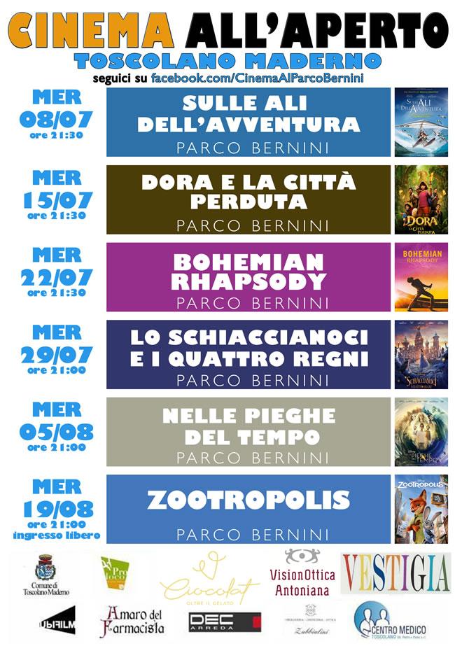 toscolano - cinema