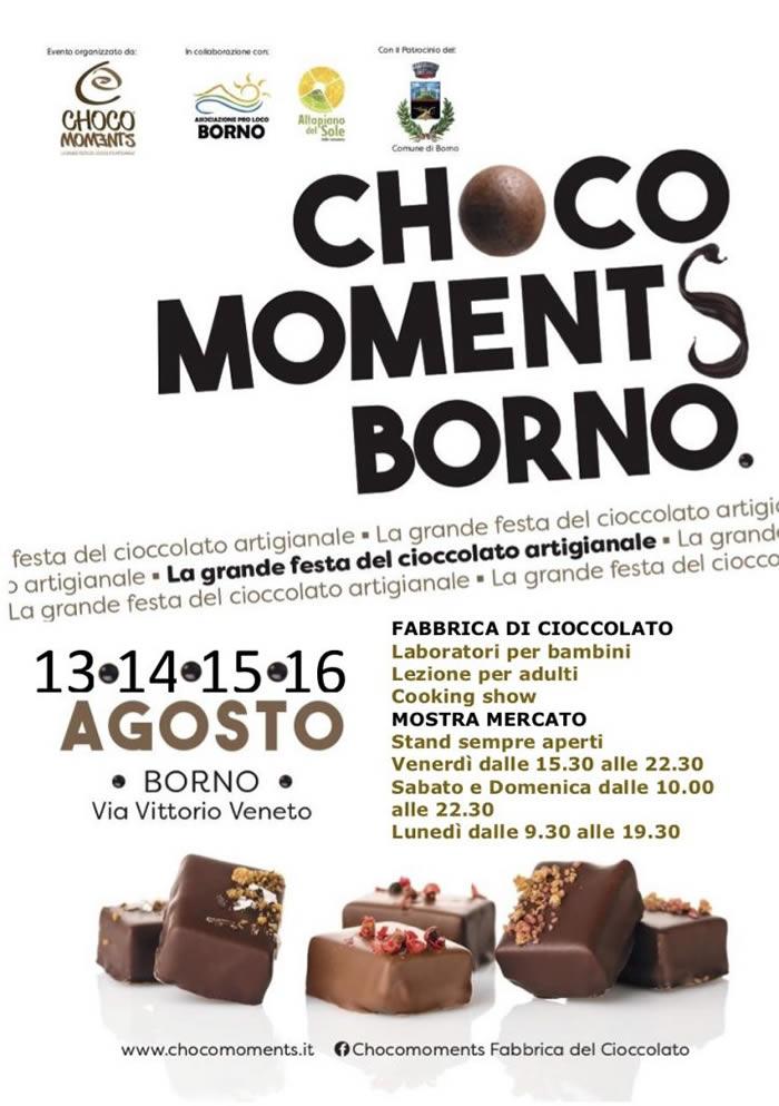 choco moments Borno