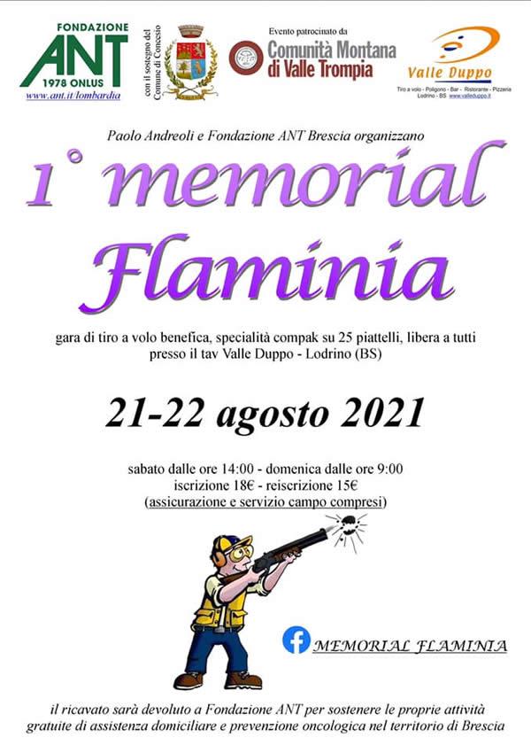 memorial flaminia