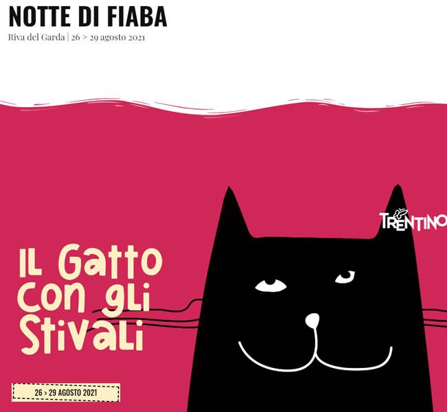notte di fiaba a Riva del Garda