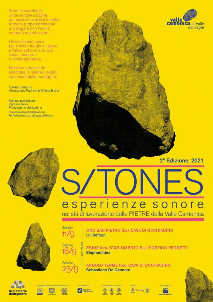 stones - Esine