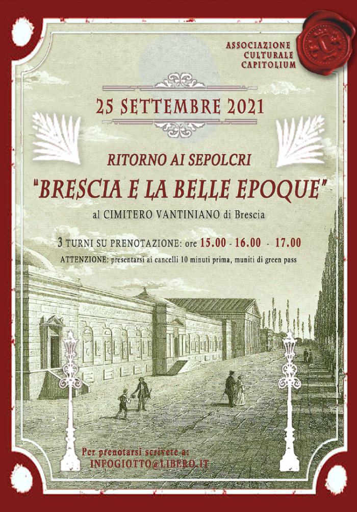 Brescia e la Belle Epoque