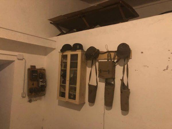 Bunker Tour