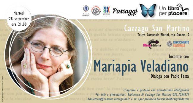Mariapia Veladiano