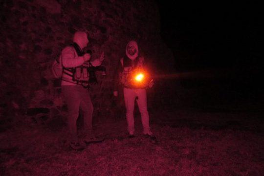 visita in notturna alla Rocca d'Anfo