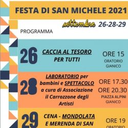festa di San Michele a Gianico