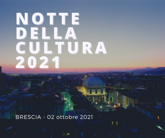 Notte della Cultura 2021