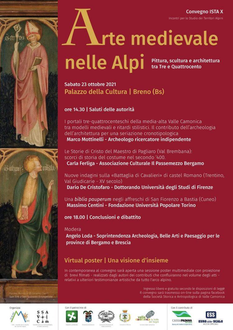 Arte medievale nelle Alpi - Breno