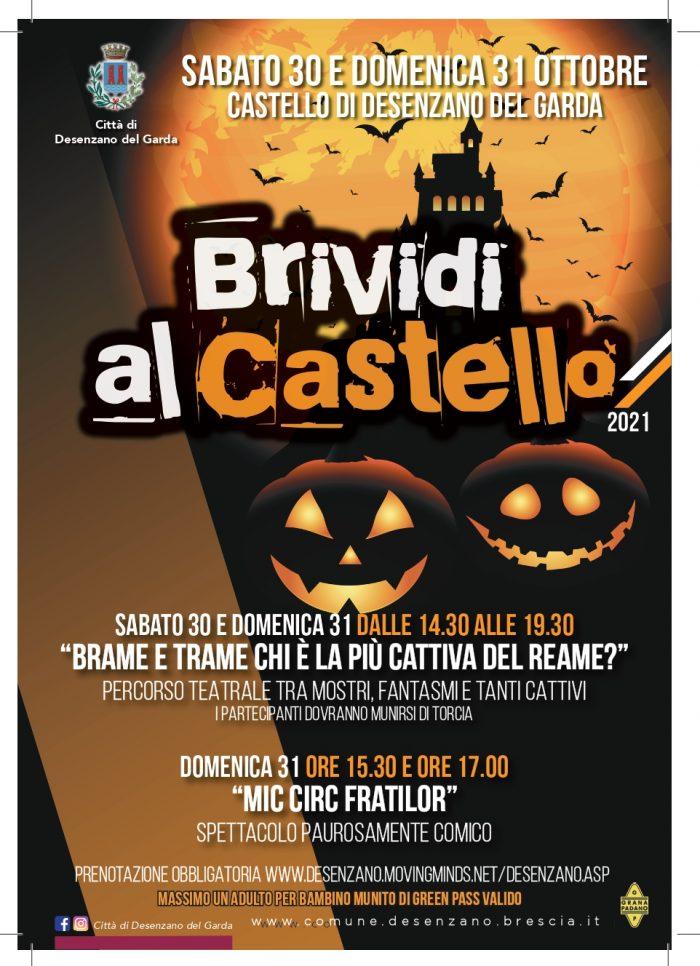 Halloween a Desenzano